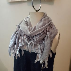 Anthropologie Floreat Scarf
